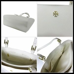 Tory Burch Bags - Brand new Tory Burch Emerson buckle tote